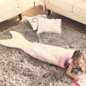 Cynthia Rowley Mermaid snuggle tail